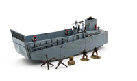 FOV 1:72 World War II military model tank soldiers landing craft LCM3 Normandy 194485242
