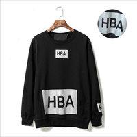 Free shipping 2014 autumn new arrival Reflective bars pullovers sweatshirts fashion trend sport outwear men sweatshirt coatM-XXL