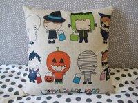 "PX1006 Cute Hallowmas Throw Pillow Case Home Decor Cushion Cover 18"" 45cm"