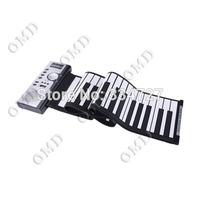 61-Key Digital Roll-up Soft Keyboard Piano Electronic Keyboard Piano with MIDI