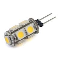 Special Led Lamp G4 Tower 9 5050 SMD DC 12V Warm White 6500K led