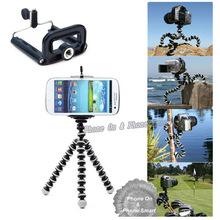 Flessibile supporto del telefono mobile per il iphone 5 5 s 6 plus per
