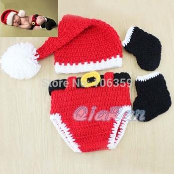 Toddler Santa Hat Crochet Pattern | Red Heart