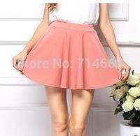 Large Size Women's Skirts  Empire Skirts  Pleated Skirts Sun Skirts 0929