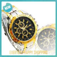 wholesale Brand ORLANDO Quartz watches Men Business Luxury watches Man full Steel watch Male relogio masculino Wristwatches