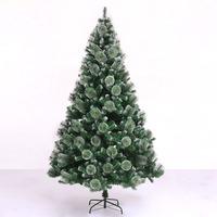 6 3/4 feet,2.1Meters  Artificial Christmas Green Madison Pine Tree 003
