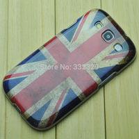 1pcs Brand New Retro Union Jack UK British Flag Pattern TPU Gel Soft Back Case Cover For SamSung Galaxy S3 i9300