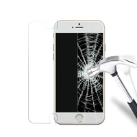 10 pcs for iphone6 plus 5.5'' 9H Explosion Proof Front Premium Tempered Glass For iPhone 6 plus 5.5 inch tempered glass