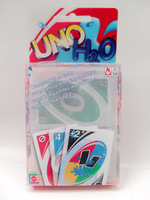2014 New Plastic Transparent Waterproof UNO H2O Card Game Playing Card Family Friends Fun Magic The Gathering