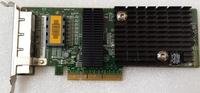 501-7606-06   4-port PCI-e  Gigabit HBA