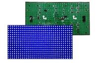 wholesale P10 semi-outdoor unit board a single blue LED display unit board module P10 unit board accessories