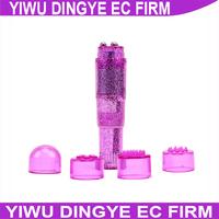 Multi-speed G-Spot Vibrator Vibe Dildo Massager Waterproof Free Shipping and Drop Shipping