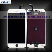 Best Quality Original LCD Screen For iPhone 6 Plus LCD With Touch Screen Digitizer Assembly White Color Free Shipping