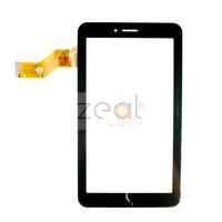 7inch For CTD FM710301KA NJG070099JEG0B-V0 External Capacitive Touch Screen Capacitance Panel Without Sensor Hole Black Color