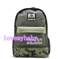 Hunter x Hunter KILLUA GON FREECSS Japan Anime Backpack Laptop Nylon + Fabic