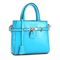 Women Single Shouder Bags Genuine Leather Women Elegant Bags New Style 2014 RL093
