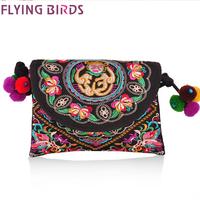 FLYING BIRDS! 2014 free shipping desigual bag National style clutch Women Handbag Shoulder bag messenger Bags new arrive LS3794c
