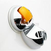 Universal Adjustable Aluminum Sprinkler Base Bathroom Shower Head Bracket Holder Free Shipping