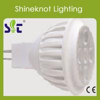 NEW 4.5W 50 SMD 3528 LED Light 3500K Warm White Home Spotlight Bulbs 12V AC/ DC LED Bulb GU5.3