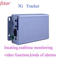 3G GPS Tracker For Fleet Management with free platform