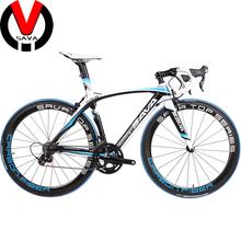 SAVA Road Bike Bicycle 20 Speed Carbon Fiber Whole Road Bike with Shimano Sets, R1(China (Mainland))