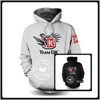 DOTA2 DK Game team hoodie Men Sweatshirts autumn casual man hoody sport jacket men's coat sweatshirt men moleton sport suit