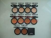 1pcs/lot Professional Makeup STUDIO FIX POWDER PLUS FOUNDATION FOND DE TEINT POUDRS 15g face powder NC/NWstyle