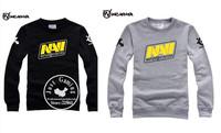 New 2014 men Ukraine Natus Vincere NAVI men hoodies dota2 knife navi team cotton jersey steelseries long sleeve men sportswear