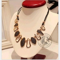 HOT 2014 New Fashion Vintage Necklace & Pendant Jewelry Choker Necklaces For Women Free shipping