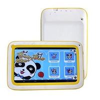 NEW Kids Tablet Dual Core 7inch A23 Android 4.2 512M/4G Dual Camera Children Tablet PC For Child Learing Game Gift Free Shipping