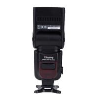 100% Original Triopo TR-586EXC Wireless Mode TTL Camera Flash Speedlite for Canon EOS 650D 550D 5DIII 5D II 450D 60D
