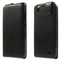 Huawei G630 Leather Case , Vertical Flip PU Leather Case for Huawei Ascend G630