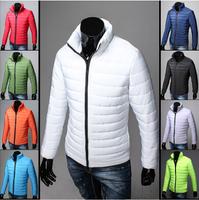 The 2014 explosion models nine color padded collar men's coat