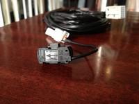 For.PSA Peugeot Citroen RD4 RD45 CD factory harness microphone MIC