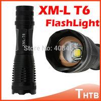 Ultrafire Lantern Lanterna LED CREE XM-LT6 2000 Lumens Tactical Flashlight High Power Torch Light Self Defense Linternas