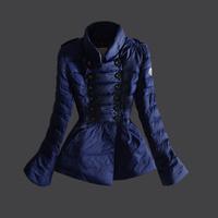 2014 new fashion luxury Woman's down coat Slim  Down hooded coat Winter jacket Warm Down jacket fashion Duck Down 90%