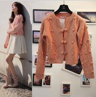 Free shipping 2014 za*  Temperament oversize Flower  printed Blouse  women shirt  Blusa sweater  American apparel  Summer-Autumn