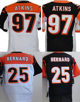 cheap American  Football Jersey,97 Geno Atkins 25 Giovani Bernard men elite jersey Free Shipping
