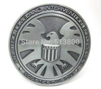 Strategic Homeland Intervention, Enforcement and Logistics Division, Agents of S.H.I.E.L.D.  belt buckle
