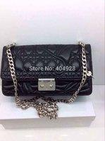 2014 soft lambskin purse original leather bag  new fashion  wholesale and retail brand  women design handbag