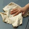 Retail Large Cleaning chamois Cloth Natural Genuine Leather Sheepskin Large Car Deerskin Towel Car Wash Chamois Free Shipping