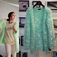 Free shipping 2014 za*  Temperament Brief  printed Blouse women shirt  Blusa  sweater  American apparel 5 colors Summer-Autumn