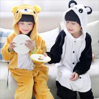 Children Onesie Anime  Costumes nightgown Pijamas Kids Animal Pajamas Fantasia Sleepwear Halloween Costume for Kids Onesies