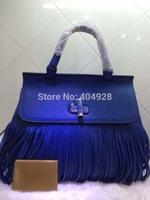 2014 new arrivals  purse original leather bag  new fashion  wholesale and retail brand  women design handbag