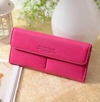 Hot Sale 2014 Fashion PU Leather Brand Desigual Women Wallets Women Clutch Ladies Purse Female Handbag