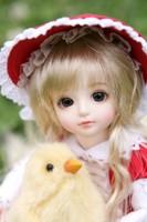 ai gaby bjd / sd doll soom dod luts 1/6BB volks yosd doll( include eyes and makeup)