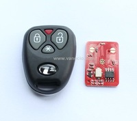 for Brazil old Positron car alarm 3 button remote key with HCS300 chip 433.92mhz  30pcs/lot