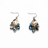 2014 Vintage Cute Drop Earring Fashion Earring Wholesaler Free Shipping (Min $20 can mix)
