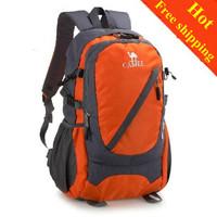 New CAMEL Waterproof 420D Nylon Outdoor Women/ Men Backpack Travel bags climbing Hiking Bags Camping Sports Durable Cycling Bag