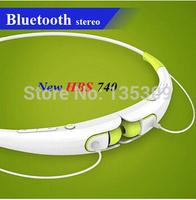 20/lot DHL Bluetooth Headset for LG Tone HBS 740 Wireless Mobile Phone Earphone Handfree Headphone HBS730 / 740 / 800 with Mic